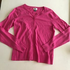 Hot Pink Old Navy Sweater (M)